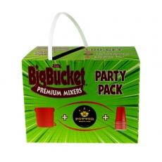 Big Bucket Blue Hawaiian Mixer - Party Pack