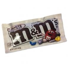 M&Ms White Chocolate