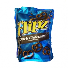 Flipz Dark Chocolate Pretzels
