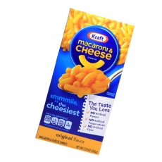 Kraft Macaroni & Cheese Dinner