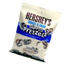 Hersheys CookiesnCreme Dipped Pretzels