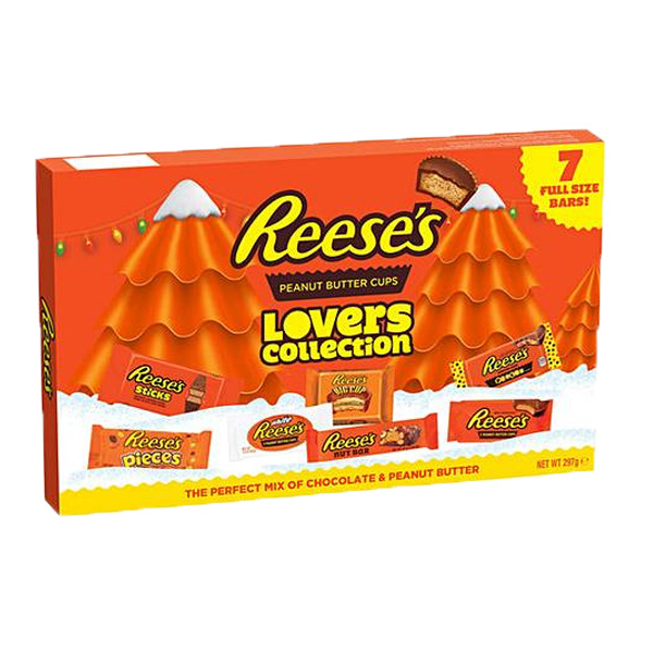 Reeses Lovers Selection Box