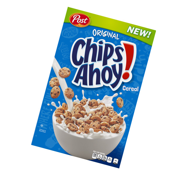 Post Chips Ahoy Cerealien