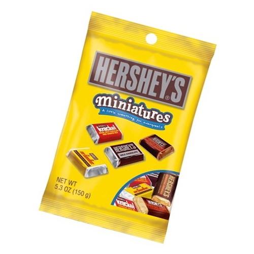 Hersheys Miniatures Bag