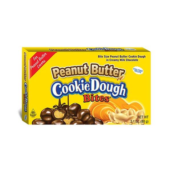 Cookie Dough Peanut Butter Bites