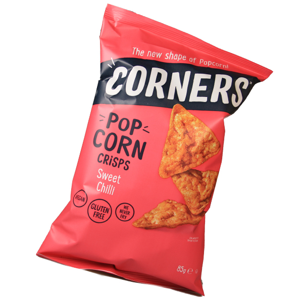 Corners Pop Corn Crisps Sweet Chili