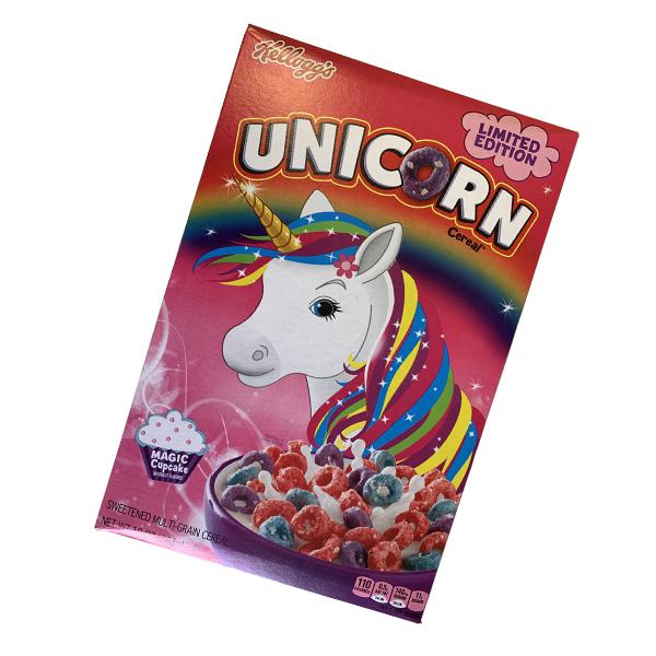 Unicorn Magic Cupcake Cereal