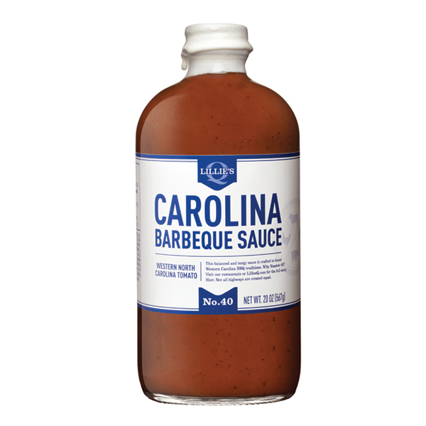 Lillies Q Carolina BBQ Sauce