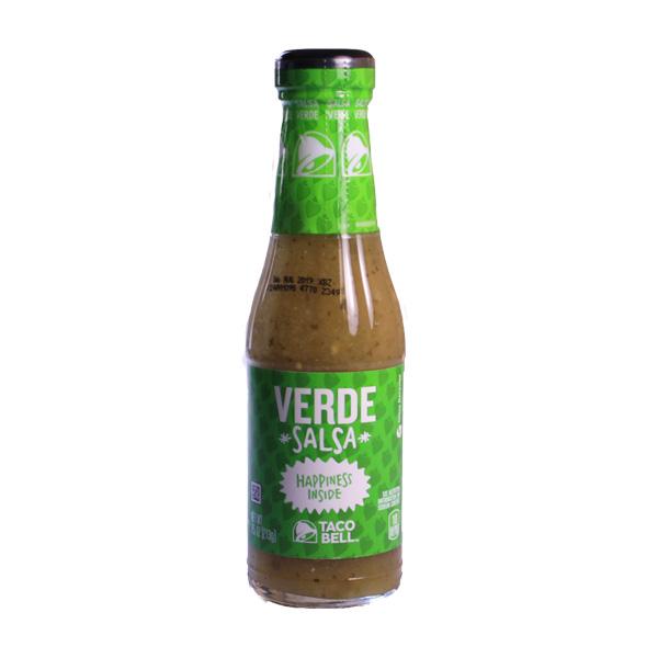 Taco Bell Verde Salsa