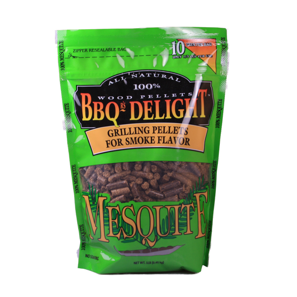 BBQ Delight Wood Pellets Mesquite