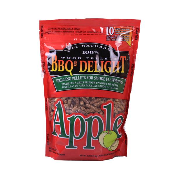 BBQ Delight Wood Pellets Apple