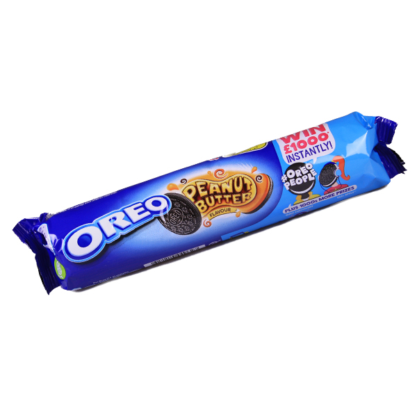 Oreo Peanut Butter Creme