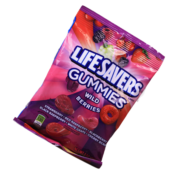 LifeSavers Wild Berries Gummies