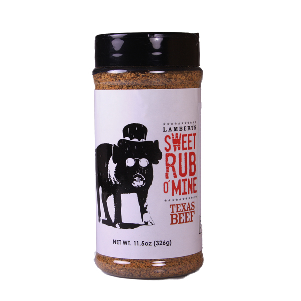 Lamberts Sweet Rub Texas Beef