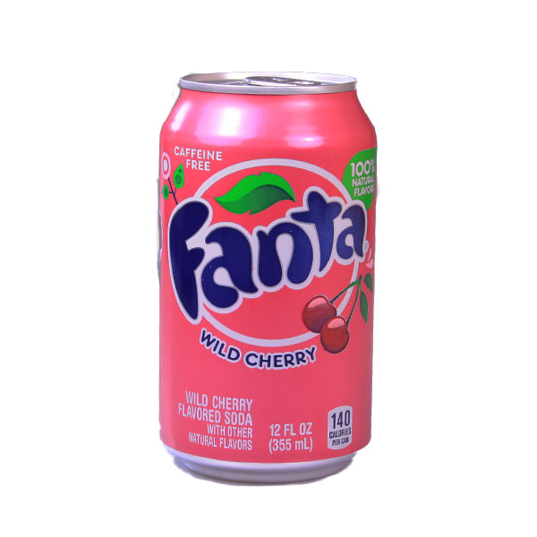 Fanta Wild Cherry - USA Ware