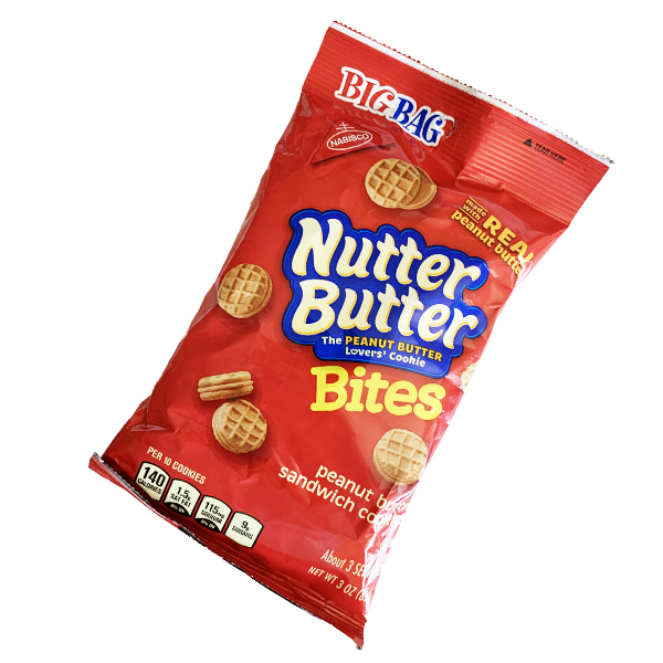 Nutter Butter Peanut Butter Bites