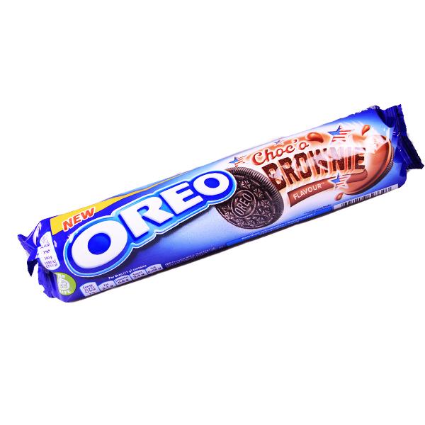 Oreo Choco Brownie Flavour