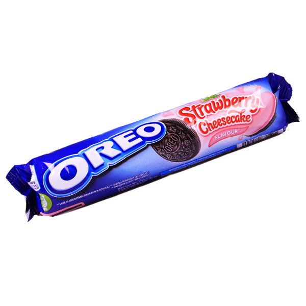 Oreo Strawberry Cheesecake Flavour