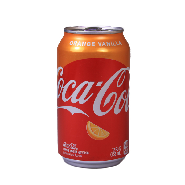 Coca Cola Orange Vanilla - USA Ware