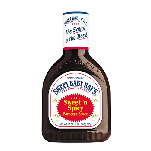 Sweet Baby Rays Sweetn Spicy Sauce