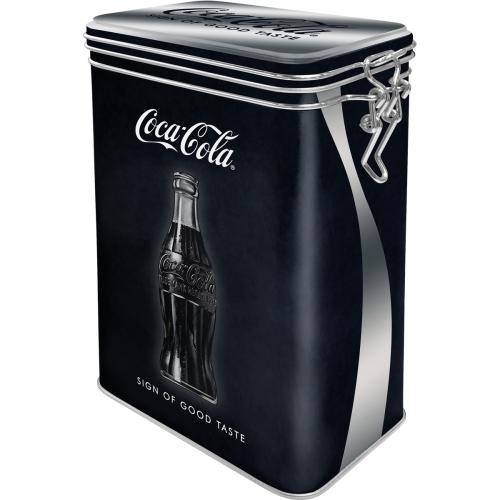 Nostalgic Art Coca Cola Sign of Good Taste Aromadose