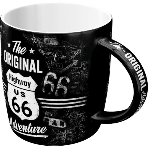 Nostalgic Art Highway 66 Tasse