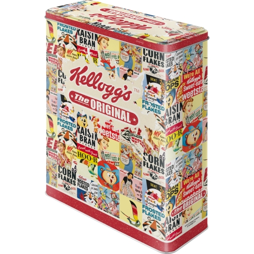 Nostalgic Art Kelloggs The Original Collage Vorratsdose XL