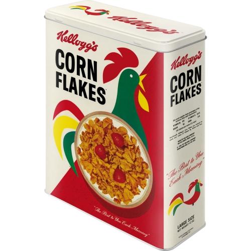 Nostalgic Art Kelloggs Corn Flakes Cornelius Vorratsdose XL