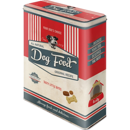 Nostalgic Art Dog Food Vorratsdose XL
