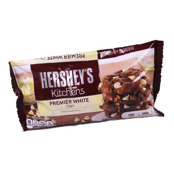 Hersheys Premier White Chips
