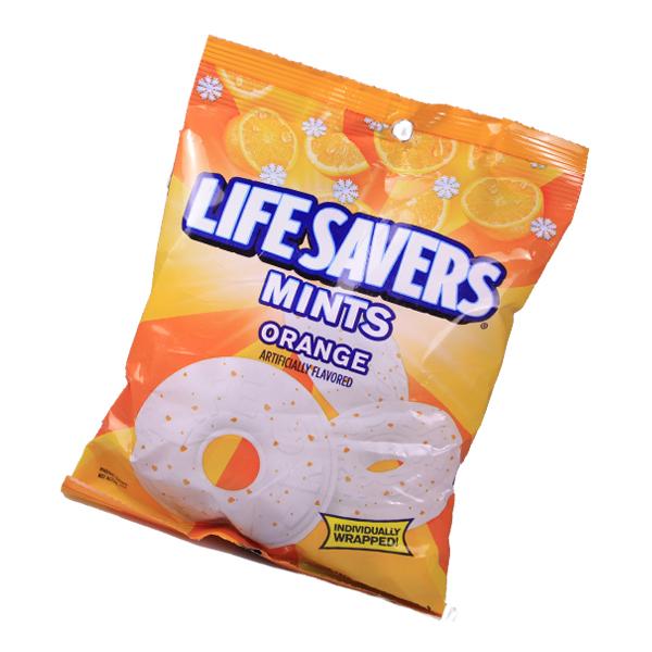 LifeSavers Mints Orange Beutel - 177 g