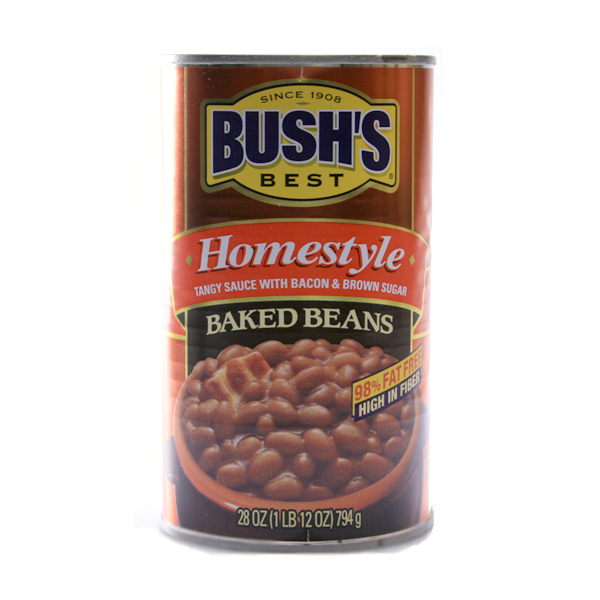 Bushs Baked Beans Homestyle