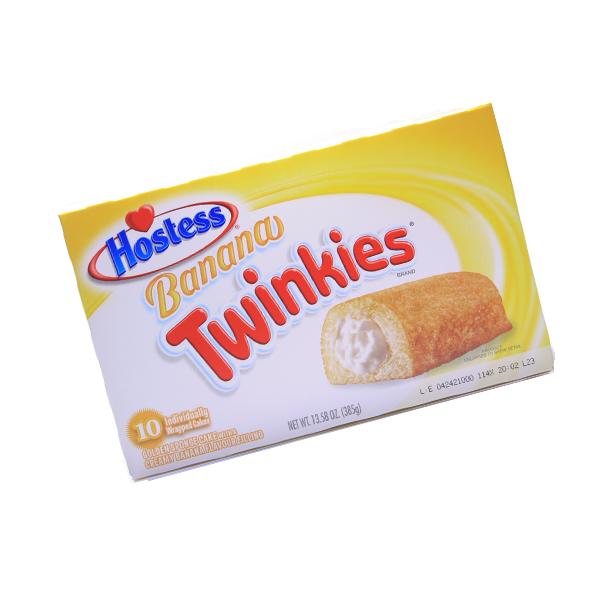 Hostess Twinkies Banana -  10er Pack