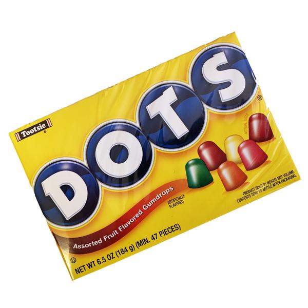 Dots Fruit Flavored Gumdrops