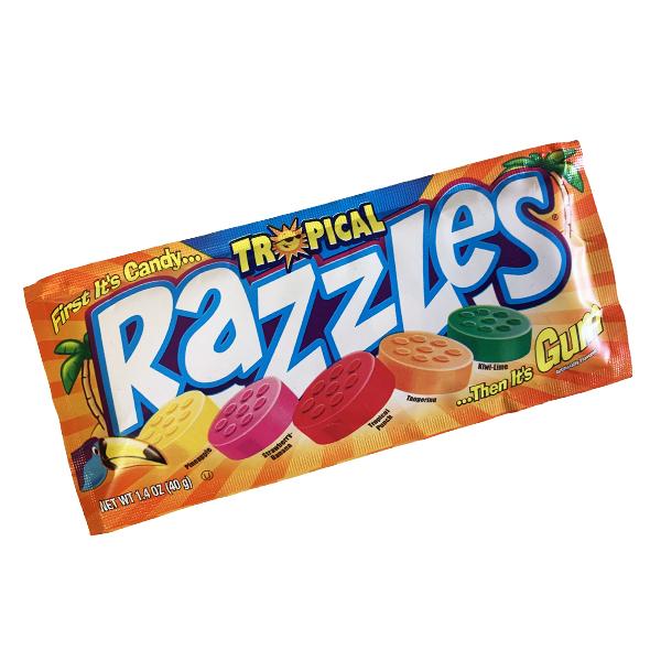 Razzles Tropical