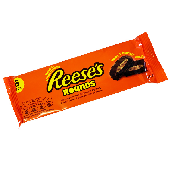 Reeses Rounds 6er