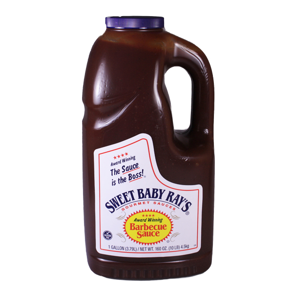Sweet Baby Rays Original BBQ Sauce Gallon 3,79L