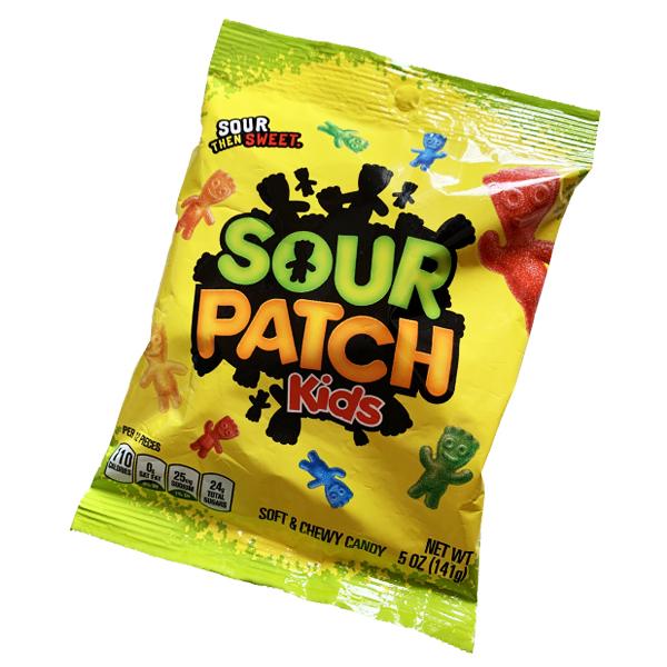 Sour Patch Kids Bag