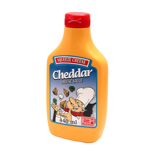Squeeze Cheddar Cheese