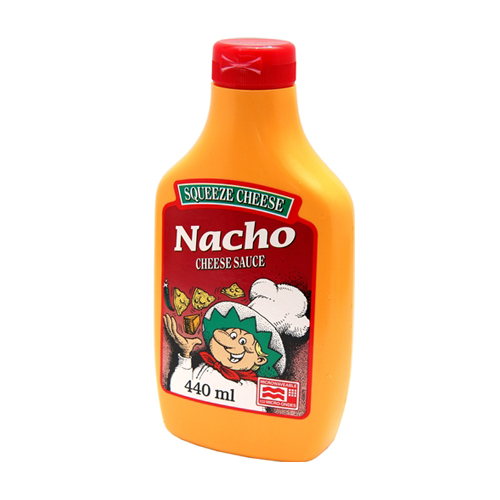 Squeeze Nacho Cheese