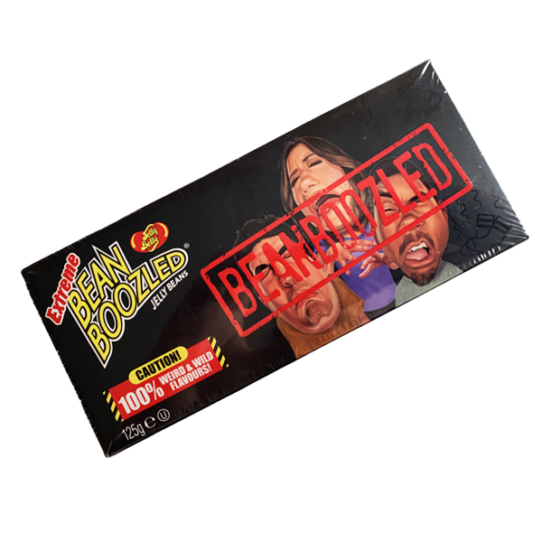 Jelly Belly Bean Boozled Extreme