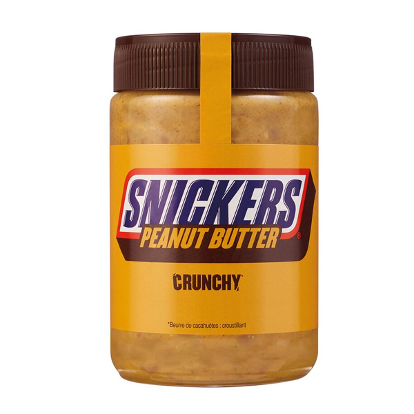 Snickers Peanut Butter Crunchy