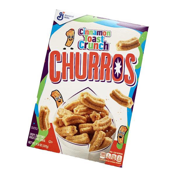 Churros Cinnamon Toast Crunch Cerealien