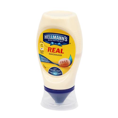 Hellmanns Real Mayonnaise