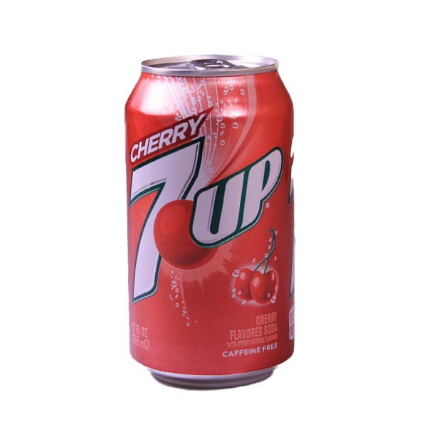 7UP Cherry - USA Ware