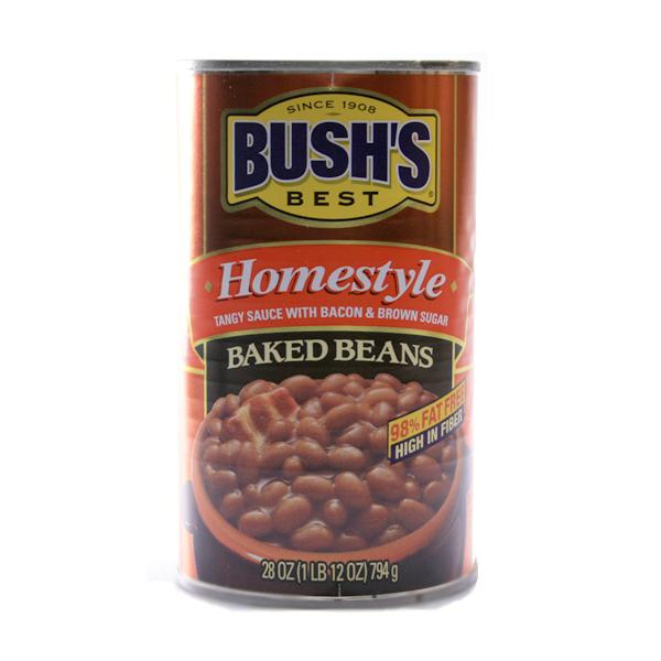 Bushs Baked Beans Homestyle