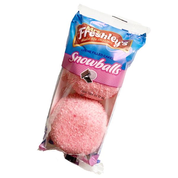 Mrs. Freshleys Snowballs