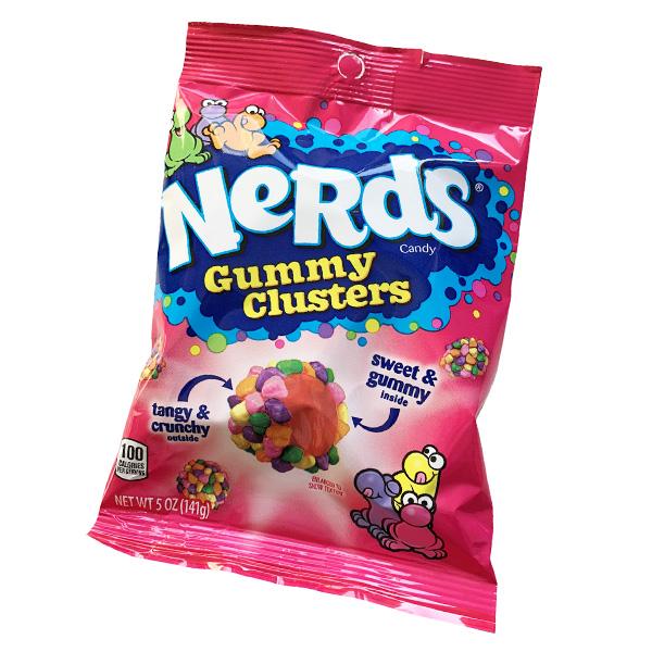 Nerds Gummy Clusters Bag
