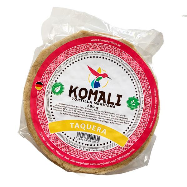 Komali Tortilla Mexicana Taquera