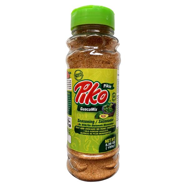 Sazon Natural Piko Guacamole Mix Seasoning
